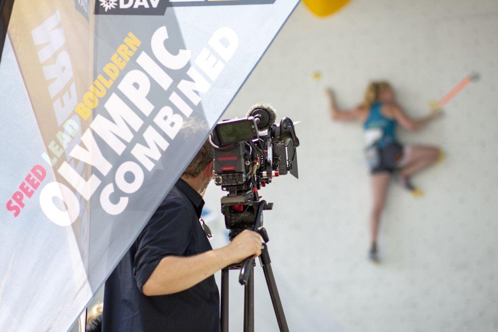 Das Wettkampfformat Olympic Combined wurde extra für die Spiele in Tokio geschaffen. (Foto: DAV/Marco Kost)