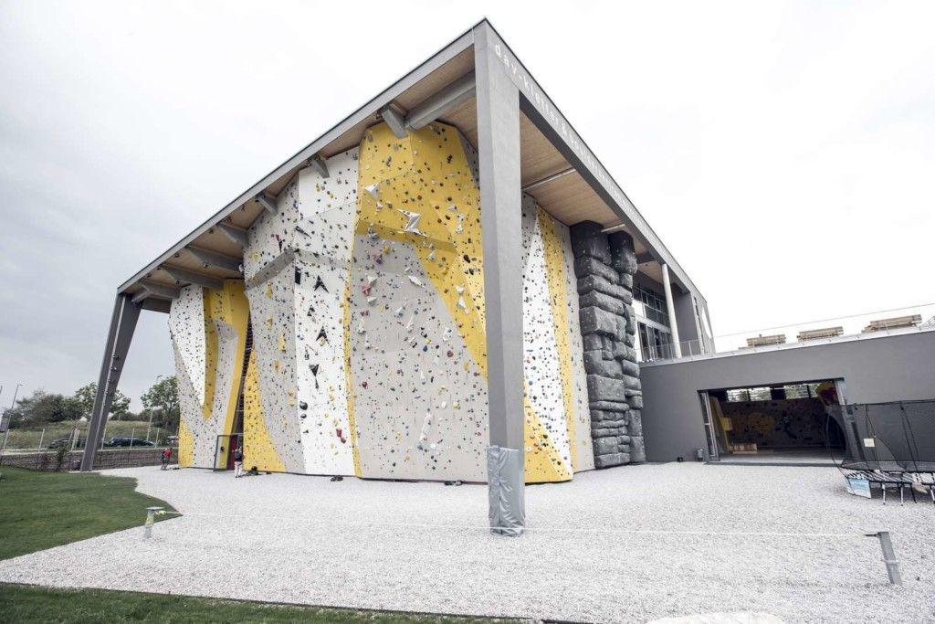 DAV Kletter- und Boulderzentrum München Nord. (Foto: DAV/Hansi Heckmaier)